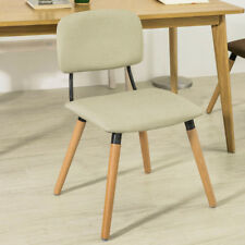 SoBuy® Padded Seat Kitchen Dining Chair Home Office Chair Beige,FST54-MI,UK