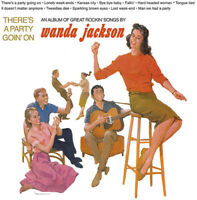 Wanda Jackson - There's A Party Goin' On [New Vinyl LP]