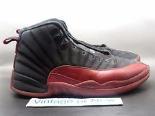 Nike Air Jordan XII 12 Flu Game Retro 2009 sz 8.5