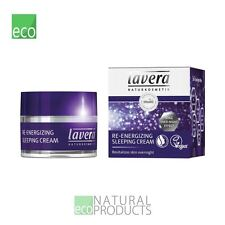 Lavera Organic Re-energising Sleeping Cream 50ml