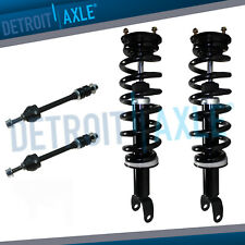 4WD Pair Front Struts Coil Spring & Sway Bar Kit for 2009-2014 Dodge Ram 1500