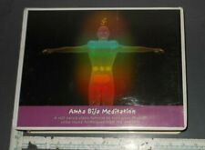 AMHA BUA MEDITATION TUNE YOUR CHAKRAS VHS VIDEO TUTORIAL LESSON TAPES