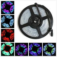 5M 6803 IC LED 5050 150LED RGB Dream Magic Strip Light Waterproof 12V 133 Color