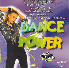 DANCE POWER - COMPILATION / CD (MUSIC DIGITAL 11 951) - TOP-ZUSTAND