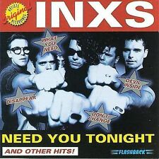 INXS - Need You Tonight and Other Hits (CD, Sep-2004, Rhino Flashback (Label)