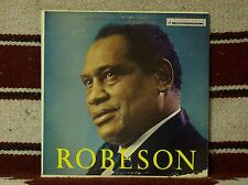 PAUL ROBESON - AN ADVENTURE IN HIGH FIDELITY SOUND!(VRS9037) VG/VG+ cond.
