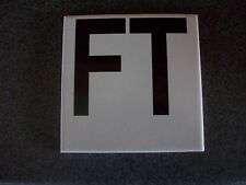 Swimming Pool Tile Depth Marker Ft  Ceremic Skid Resistant NEW