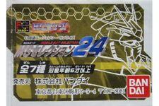Gundam Selection Gashapon Part 24 Figure set- ZAKU Guncanon RX-93 RGM Gera-Doga