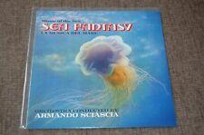 Armando Sciascia SEA FANTASY Limited Vinyl OST Soundtrack Library Record