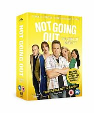 Not Going Out Complete Season Series 1, 2, 3, 4, 5, 6 & 7 DVD Box Set New Sealed