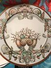 VERSACE ETOILES LA MER CHARGER SERVICE PLATE 33cm ROSENTHAL NEW IN BOX $320 SALE