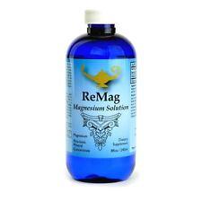 ReMag Magnesium Miracle Pico-Ionic Liquid 8 fl oz by Dr Carolyn Dean