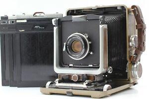 🔸Exc+5🔸 Wista 45 D 4x5 Large Format Field Film Camera Fujinon W 135mm Japan