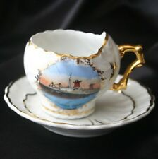 "Vintage CGT FRENCH LINE SS ""FRANCE"" Cup & Saucer"