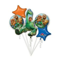 Dinosaur Party Balloon Bouquet 5 PACK