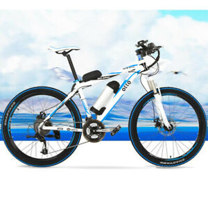 Electric Bike Ebike  26-Inch Lithium Battery With Rear Rack OTTO MX2000
