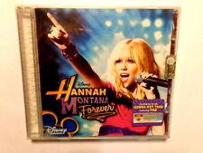 HANNAH  MONTANA  FOREVER  -  CD DISNEY  2010  NUOVO E SIGILLATO