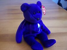 Princess Diana Di Beanie Baby TY - 1997 -RARE- 1st edition