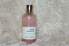 Bath & Body Works Rose Quartz Bubble Bath, 10 oz, new
