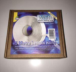 Caravan/Motorhome Sealant Mastic Tape Sealing Strip Roll 32mm x 5 metres