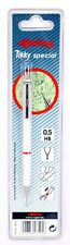 Rotring Tikky SPECIAL Mechanical Pencil 0.5mm leads WHITE New. VERY RARE.