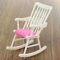 Furniture Rocking Chair Living Room for Doll Dollhouse Toy Accessories