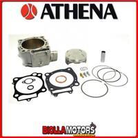 P400210100021 GRUPPO TERMICO 490cc 100mm Big Bore ATHENA HONDA CRF 450 X 2014- 4