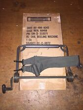 US Army Signal Corps RL-39B DR-8 Wire Spool Reeling Machine