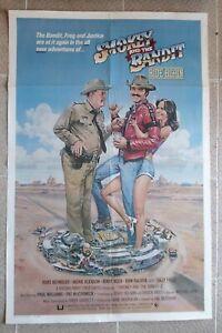 SMOKEY & THE BANDIT RIDE AGAIN One sheet Origin movie poster 27x41 Film 1980 VF