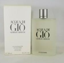Giorgio Armani Acqua Di Gio  Men's Eau de Toilette Jumbo 10.2 oz/300 ml  NIB