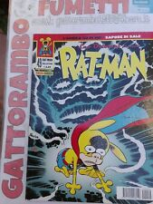 Ratman collection N.49 - Panini Comics qs.Edicola