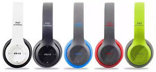 P47 Mini Bluetooth Wireless Headphones Headset Earphone Folding Wit
