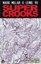 SUPER CROOKS    2  Variant  ..NM-    ...2012...  Mark Millar...Bargain!