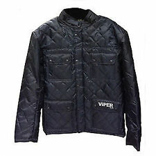 VIPER AUSTIN MOTORCYCLE JACKET QUILTED CASUAL STYLE WATERPROOF