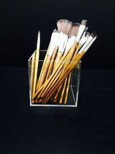 Beauty Swab sticks & Make Up Brush Pot Holder Storage Box