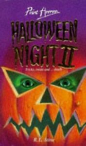 Point horror: Halloween night 2 by R. L Stine (Paperback) FREE Shipping, Save £s