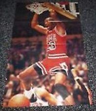 VINTAGE 1995 MICHAEL JORDAN CHICAGO BULLS POSTER NEW SEALED RARE 16x20