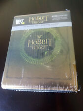 The Hobbit Extended Edition 4K Blu-ray Steelbook includes Digital