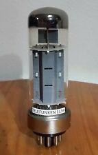 Telefunken el34 metal base Tube, tube tested 100%
