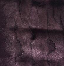 Bordeaux mit Persianer Struktur Kunstfell Meterware Jacke Decke Webpelz NB3817
