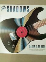 The Shadows ‎– String Of Hits EMC.3310  Vinyl, LP, Album