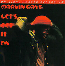Marvin Gaye - Let's Get It on [New SACD] MOFI