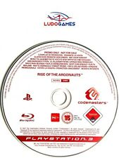 Rise of the Argonauts Promo PAL/EUR PS3 Playstation Completo Videojuego Retro