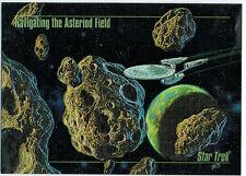STAR TREK MASTER SERIES SPECTRA FOIL CARD S-3
