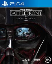 Star Wars Battlefront Season Pass DLC UK PS4  - SAME DAY DISPATCH