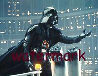 Darth Vader Empire Strikes Back Episode 5 Action Shot Publicity Photo