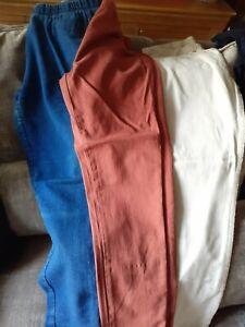 Bundle OfLadies Jean Jeggings Size 14