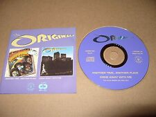 The Originals Another Time,Another Place/Come Away With Me cd 1993 Rare