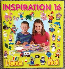 Inspiration 16 - Hama - Bügelperlen - Vorlagen - midi
