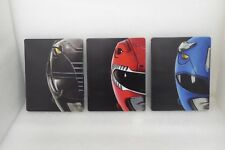 DVD Mighty Morphin Power Rangers Complete Series 25th Anniversary Steelbook Case